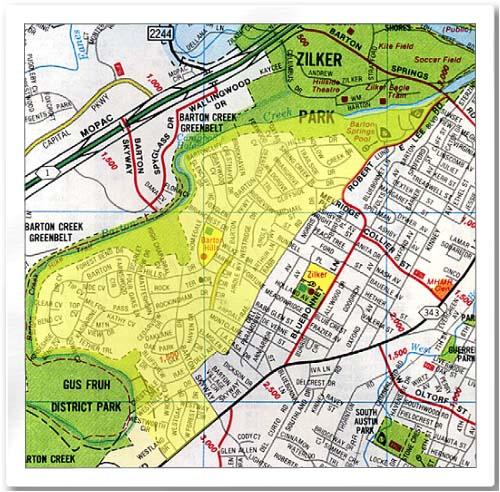 BHNA Boundary Map