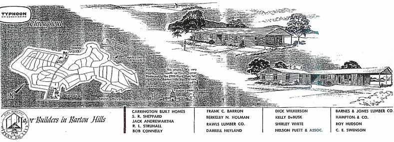 Barton Hills Development Ad